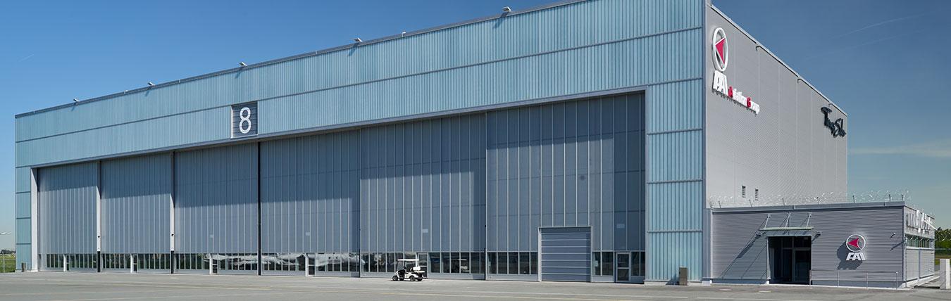 Ball der Unternehmer Nürnberg Hangar 8 FAI Aviation Group
